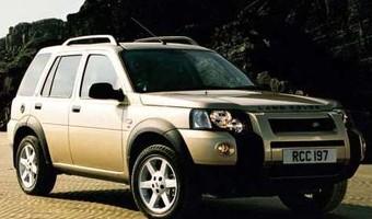 2004 Land Rover Freelander TD4