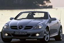 Mercedes Benz SLK200 Kompressor 2005