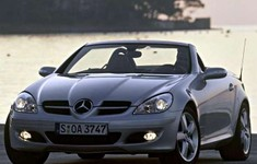 Mercedes Benz SLK200 Kompressor 2005