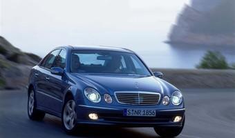 Mercedes Benz E Class 2004