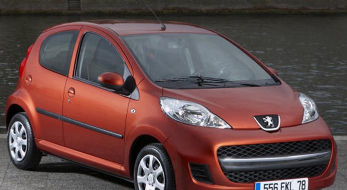 2007 Peugeot 107 X Line