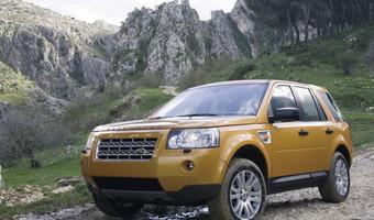 Land Rover Freelander 2 2007