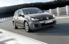 New VW Golf 6