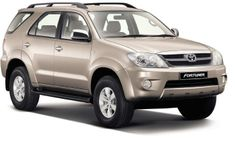 Toyota Fortuner Manual