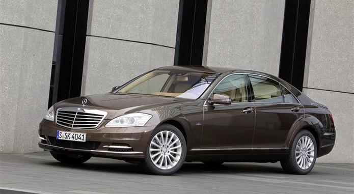 Mercedes Benz S Class 2009