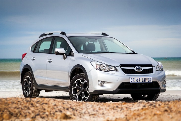 Subaru XV 2 0 Lineartronic CVT Review in South Africa - Cars co za