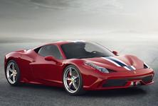 Ferrari 458 Special Main Pic