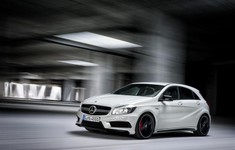 Mercedes A45 AMG 12 Small