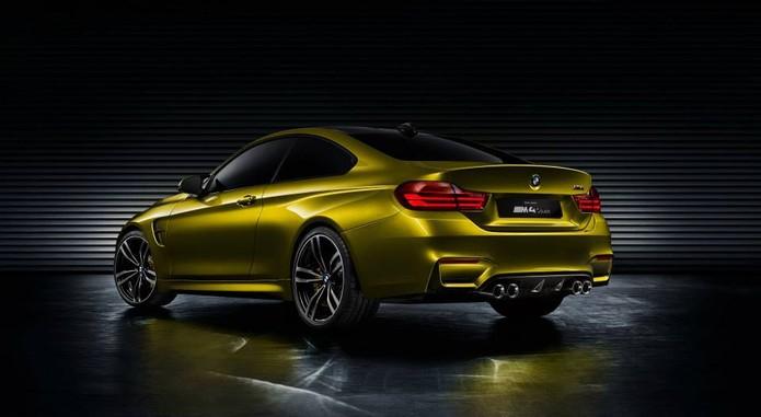 BMW M4 Concept Revealed 1