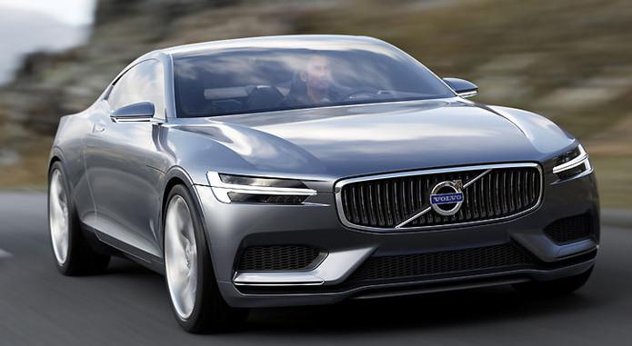 Volvo Concept Coupe 6