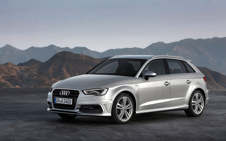 Audi A Sportback TDI STronic Review Carscoza - Audi a3 hatchback