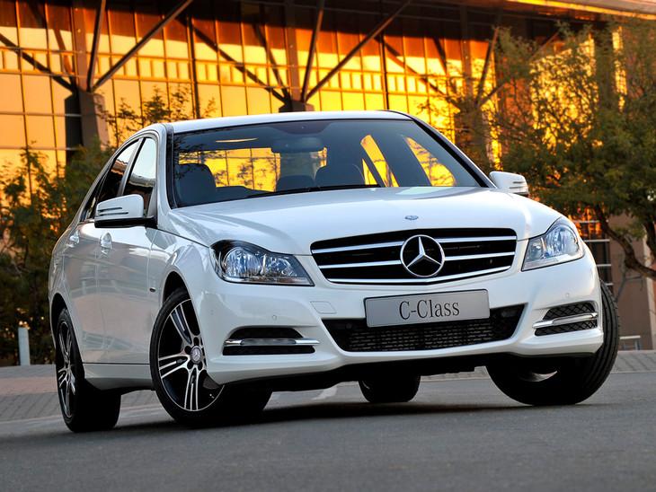 Mercedes Benz Edition C 1