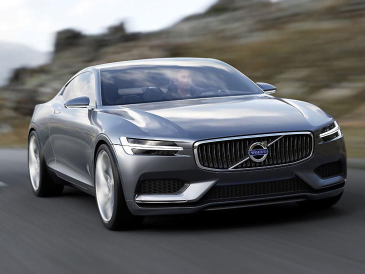 Volvo Concept Coupe Previews Brands Future Styling Cars Co Za