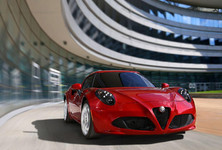 2014 Alfa Romeo 4C Main