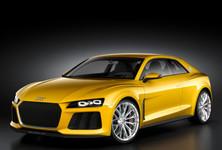 Audi Quattro Concept Revealed A