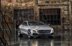 New S Class Coupe Concept 11