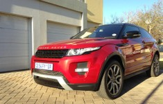 Range Rover Evoque Review 8