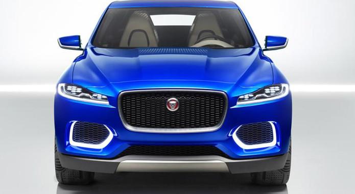 Jaguar C X17 Concept 1
