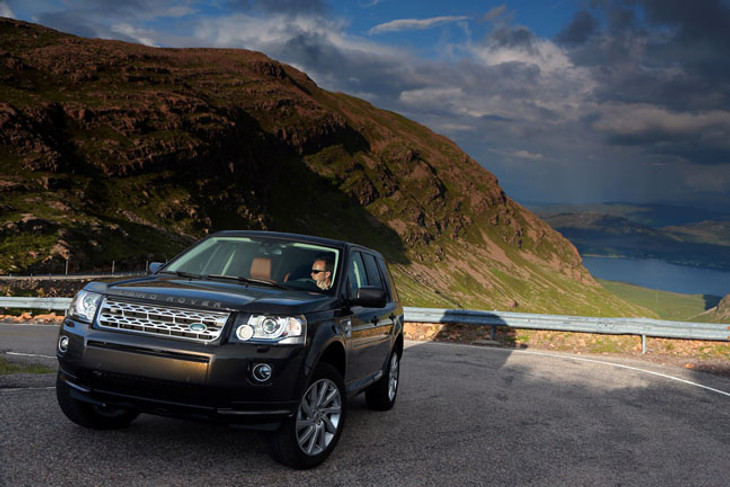 2013 Land Rover Freelander Review 4