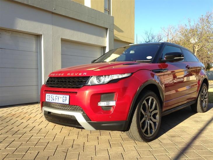 Range Rover Evoque Review 8
