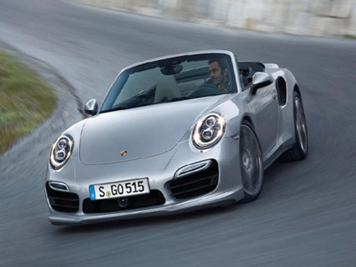 2014 Porsche 911 Turbo And Turbo S Cabriolet Revealed Cars