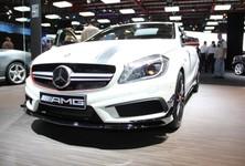 Mercedes Benz AMG Custom