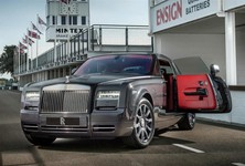 Rolls Royce Phantom Bespoke Chicane Coupe 3 Custom