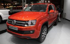 Volkswagen Amarok Edition Medium