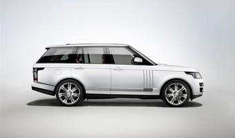 2014 Range Rover L Long Wheelbase 2