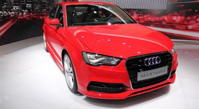 Audi At JIMS 4 Custom