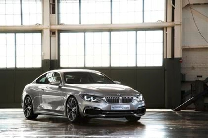 BMW 4 Series Coupe 3