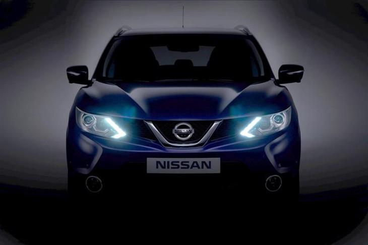 Nissan Qashqai Custom