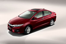 2014 New Honda City