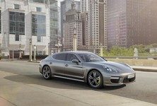 2014 Porsche Panamera Turbo S 2 Custom