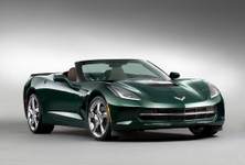 2014 Chevrolet Corvette Premiere Edition Convertible 01