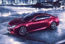 2015 Lexus RC Coupe Custom