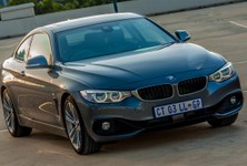 BMW 4 Series Coupe South Africa 2