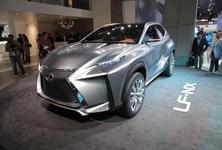 Lexus LF NX Concept 1 Custom