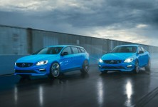 New Powerful Volvo V60 And S60 Polestar 1