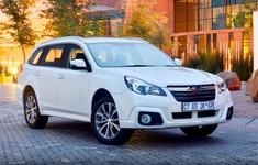 2014 Subaru Outback 1 Custom