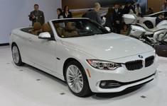 BMW 4 Series Convertible 2