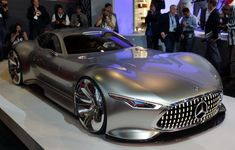 Mercedes Benz AMG Vision Gran Turismo Custom