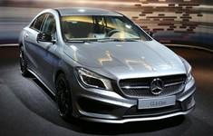 Mercedes Benz CLA 200 Custom
