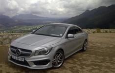 Mercedes Benz CLA 3 Custom