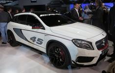 Mercedes Benz GLA 45 AMG Concept