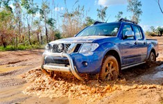 Nissan Navara Safari 1 Custom