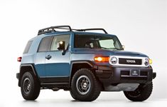 Toyota FJ Cruiser Trail Teams Ultimate Edition Custom
