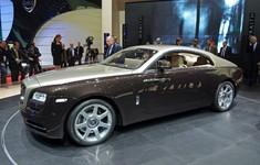 Geneva Rolls Royce Wraith 2 1035 Custom