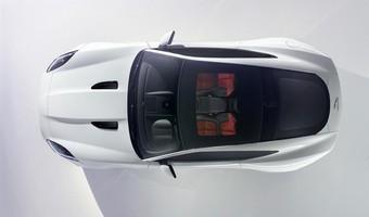 2014 Jaguar F Type Coupe Custom