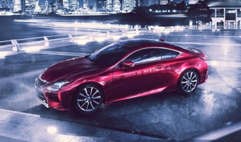 2015 Lexus RC Coupe Custom